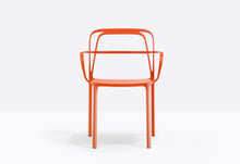 Load image into Gallery viewer, Intrigo Armchair Orange