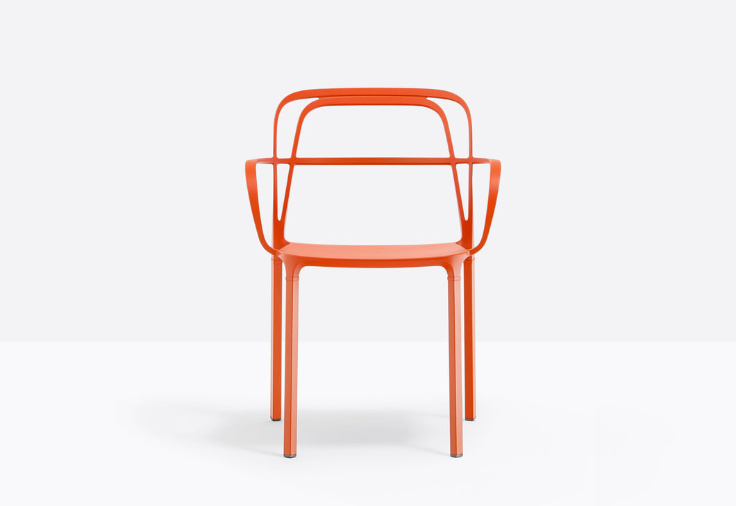 Intrigo Armchair Orange