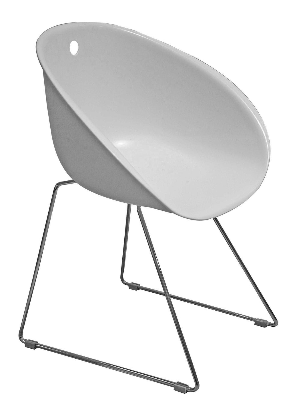 Gliss Chair - White