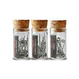 Coil Master Fused Clapton 10pc