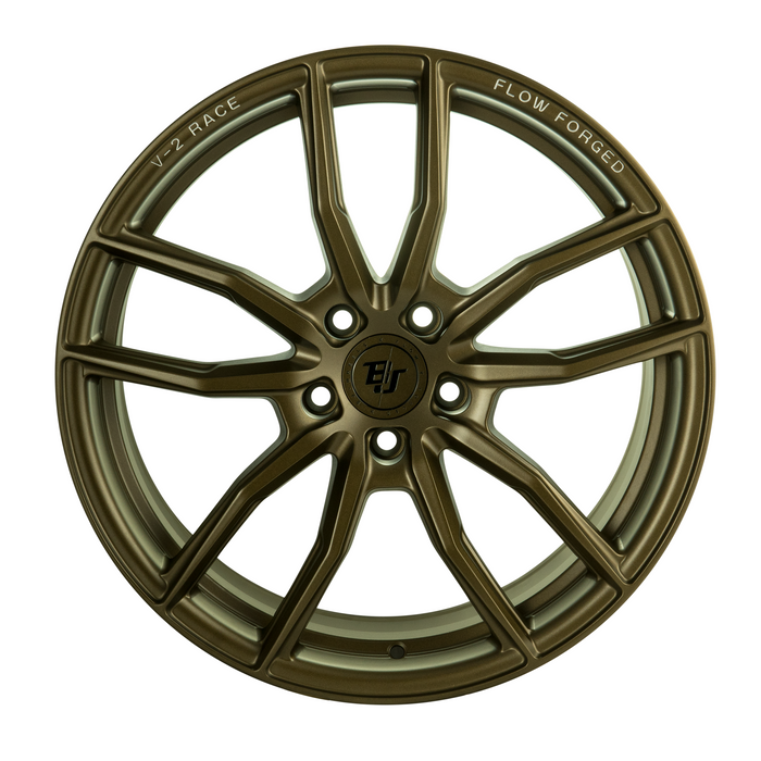 BJ-Wheels V2-Race - Army Green
