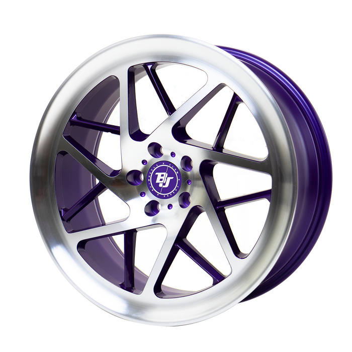 BJ-Wheels V3-Race - Purple