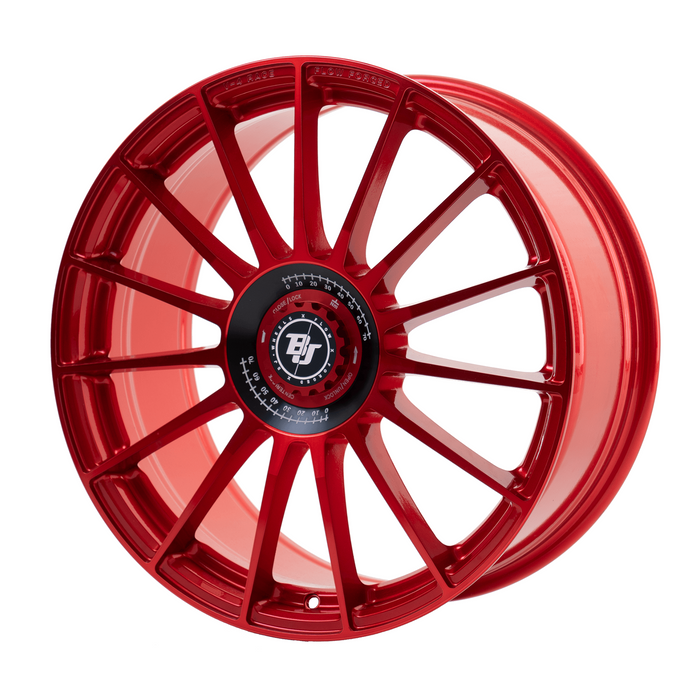 BJ-Wheels V4-Race - Red