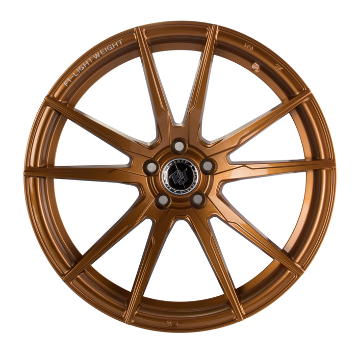 BJ-Wheels F1-Lightweight - Copper