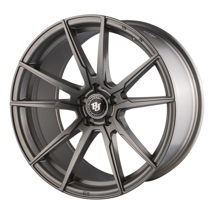 BJ-Wheels F1-Lightweight - Gun Metal