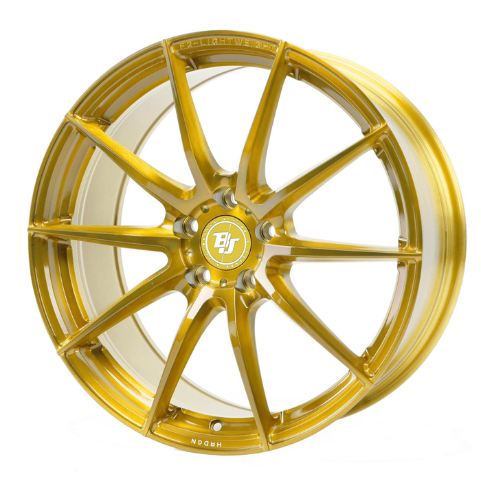 BJ-Wheels F2- HRDGN EXCLUSIVE - Gold