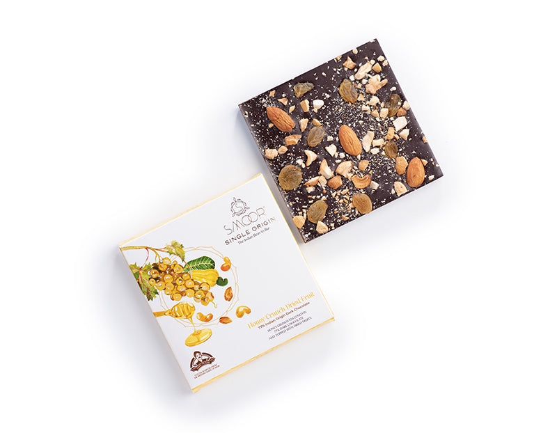 Indian Origin - Honey Crunch Dried Fruit