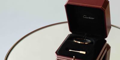 The real history behind the ICONIC LOVE Bracelet by Cartier