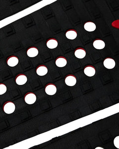Astrodeck - Nathan Fletcher Tailpad - Black / Red
