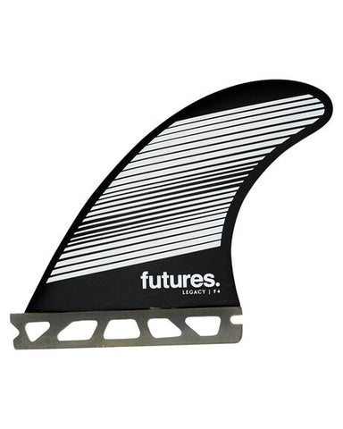Futures F4 Legacy Fins - HC Thruster - Small