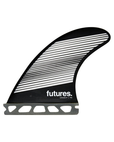 Futures F6 Legacy Fins - HC Thruster - Medium