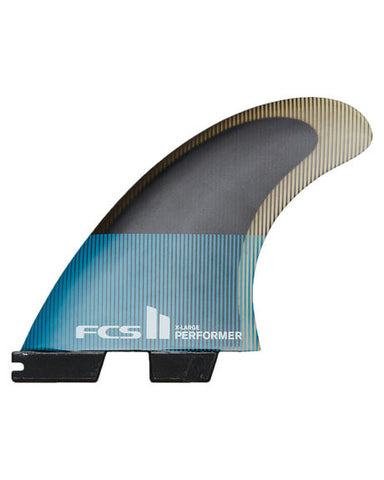 FCS 2 Performer PC - Tri Fins