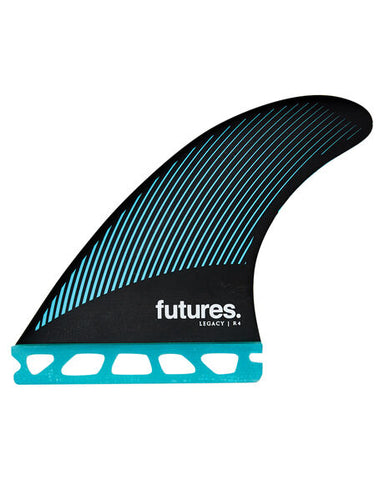 Futures R4 Legacy Fins - HC Thruster - Small