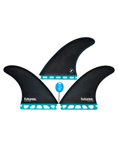 Futures R8 Legacy Fins - HC Thruster - Large