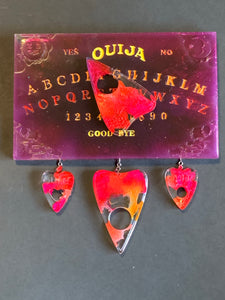 Treat yourself to a Ouija and Planchette Wall Hanging