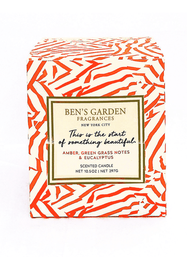 Bensgarden.com | This Is The Start Of Something Beautiful, Artisan Scented Candle - Bensgarden.com