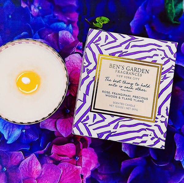 Min. Case Pack of 6 // The Best Thing To Hold On To, Artisan Scented 10.5 oz. Signature Candle Candle