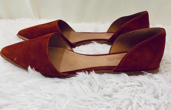 Madewell 7.5 shoes