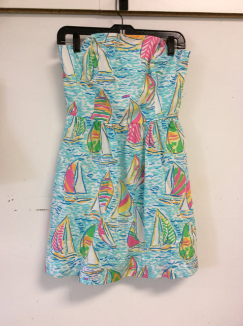 Size 4 LILY PULITZER Dress