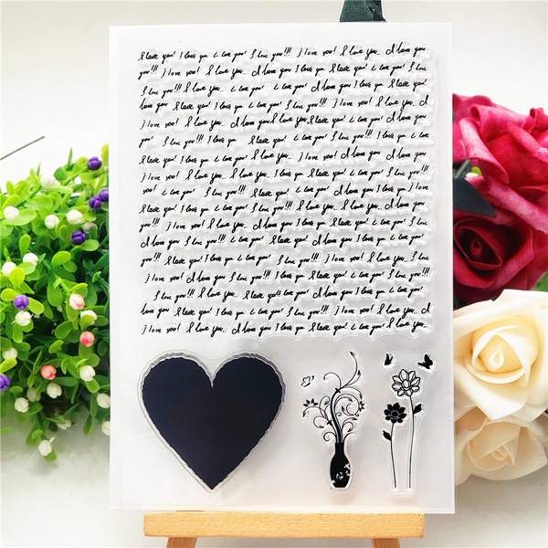 Love Letters Stamps