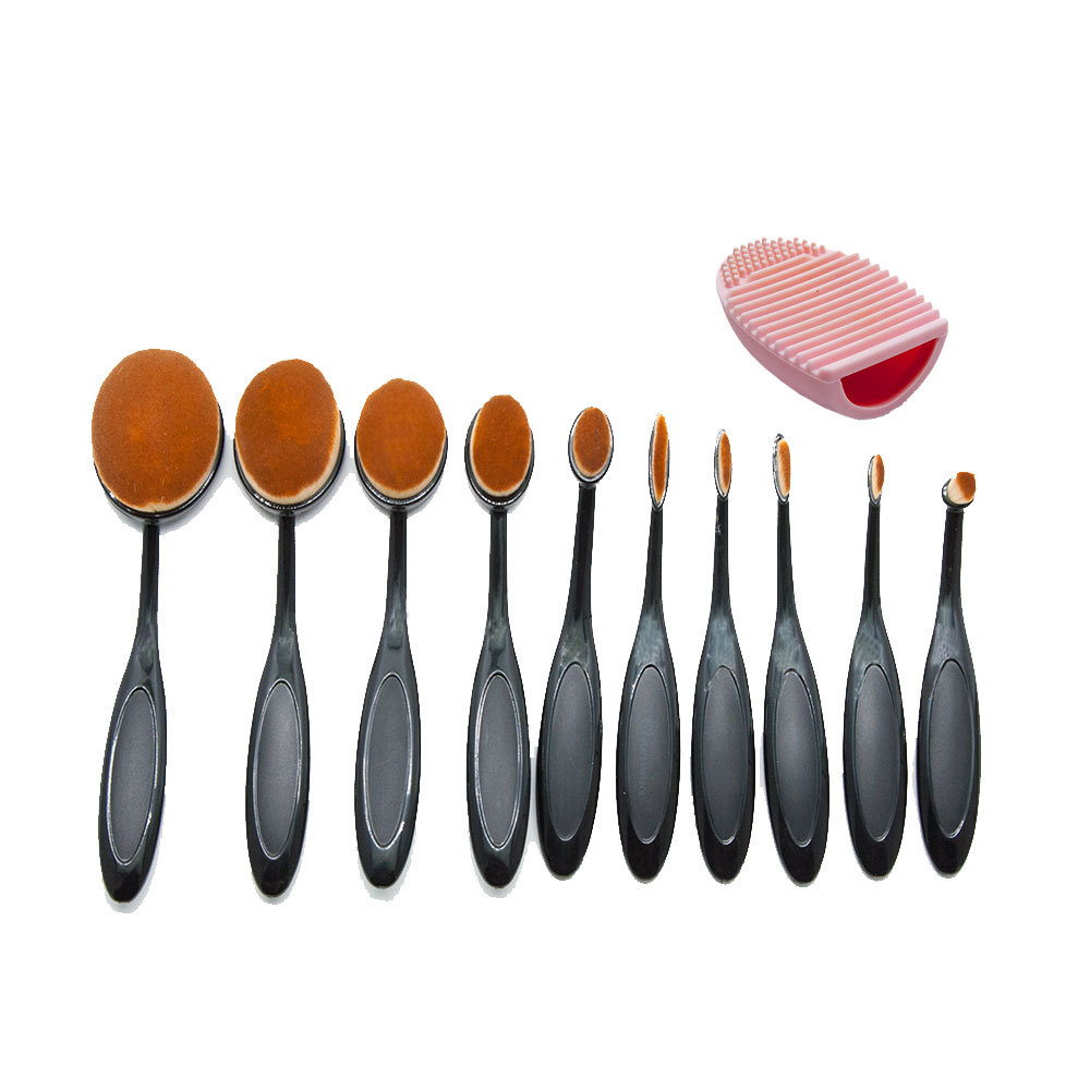 11PCS Coloring Brushes Set