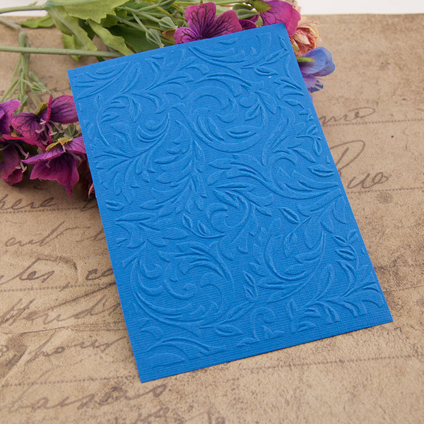 Leaf Vines EMBOSSING FOLDER