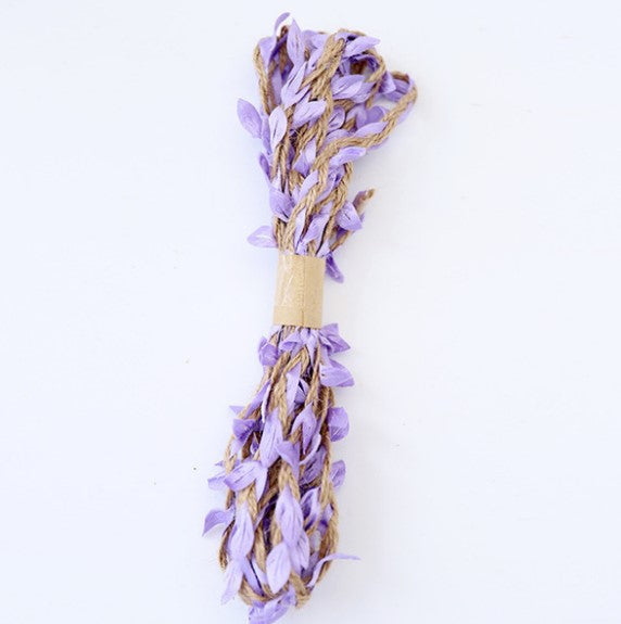 Colored Artificial Hemp Rope