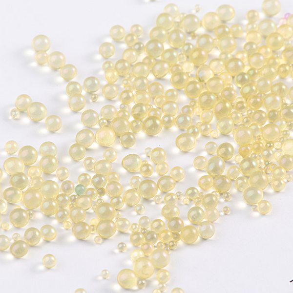 DIY Crystal Drops Imitation Bubble Beads