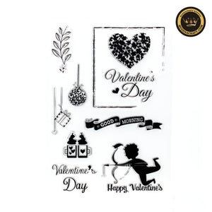 Love Cupid Stamp