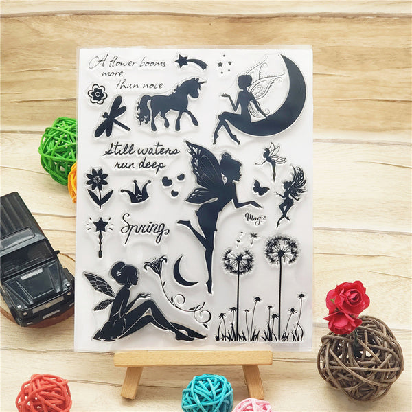 Fairies Stamps