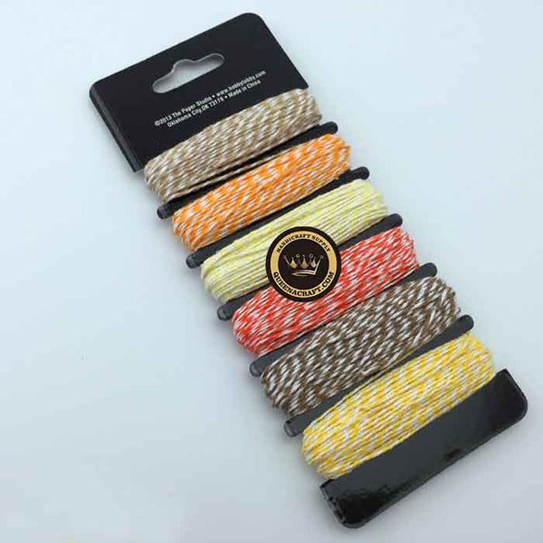 Handmade Color Cotton Rope