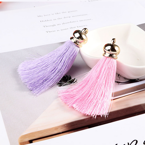 65~70MM Handicraft Decoration Accessories Tassel Pendant