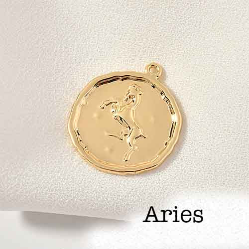 12 Constellation Pendant Accessories