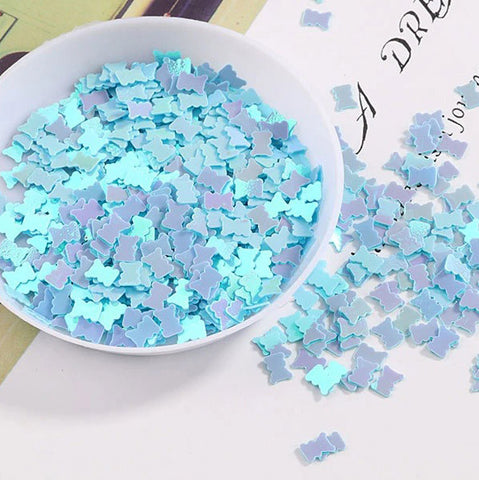 3*5mm Bear PVC sequins