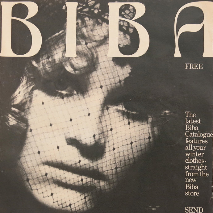 Biba at ShopCurious: Celebrating a Vintage Fashion Revolution