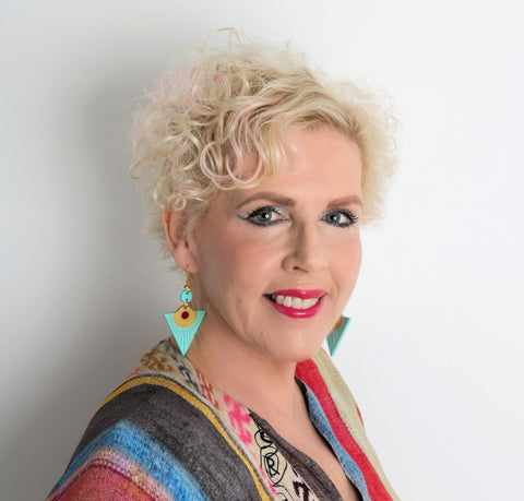 Susan Muncey, fashion historian and founder of ShopCurious