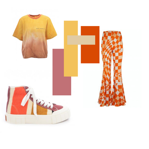 Sunshine Colours curated collection