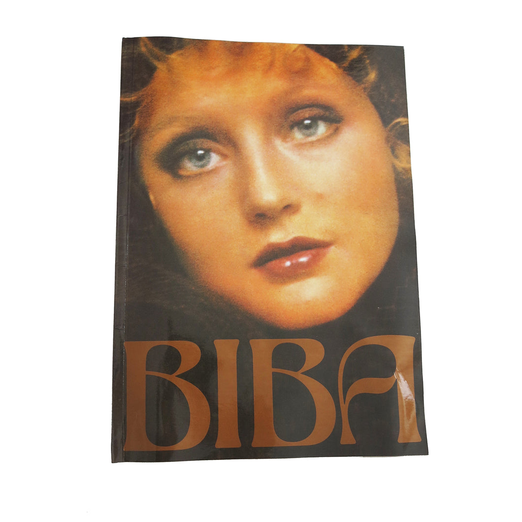 1993 Exhibition Catalogue – Biba: The Label, The Lifestyle, The Look - ShopCurious