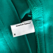 Load image into Gallery viewer, American Apparel Emerald Green Disco Pants