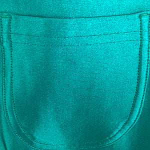 American Apparel Emerald Green Disco Pants