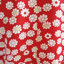 Load image into Gallery viewer, Golden Flower Vintage Kimono - shopcurious