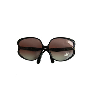 Dior Vintage Black Sunglasses - shopcurious
