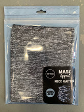 Load image into Gallery viewer, Mask neck Gaiters up to adult Men