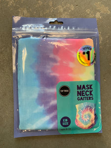 Mask gaiters (5-12) ages