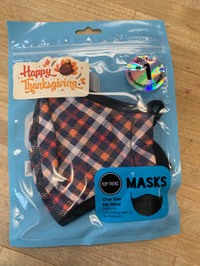 Mask holiday Prints 8+