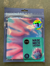 Load image into Gallery viewer, Mask gaiters (5-12) ages