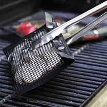 Load image into Gallery viewer, Reusable Non-Stick BBQ Grilling Bag