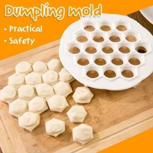 Load image into Gallery viewer, Dumpling Mold Maker (19 Holes)