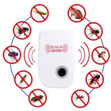Load image into Gallery viewer, Ultrasonic Electronic Pest Repeller