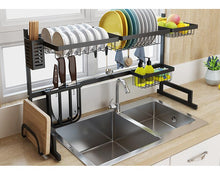 Load image into Gallery viewer, Dish Sink Drain Rack